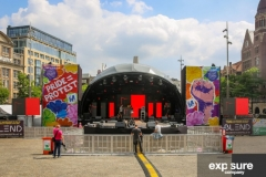 mainstage-aankleding-mesh-exposurecompany