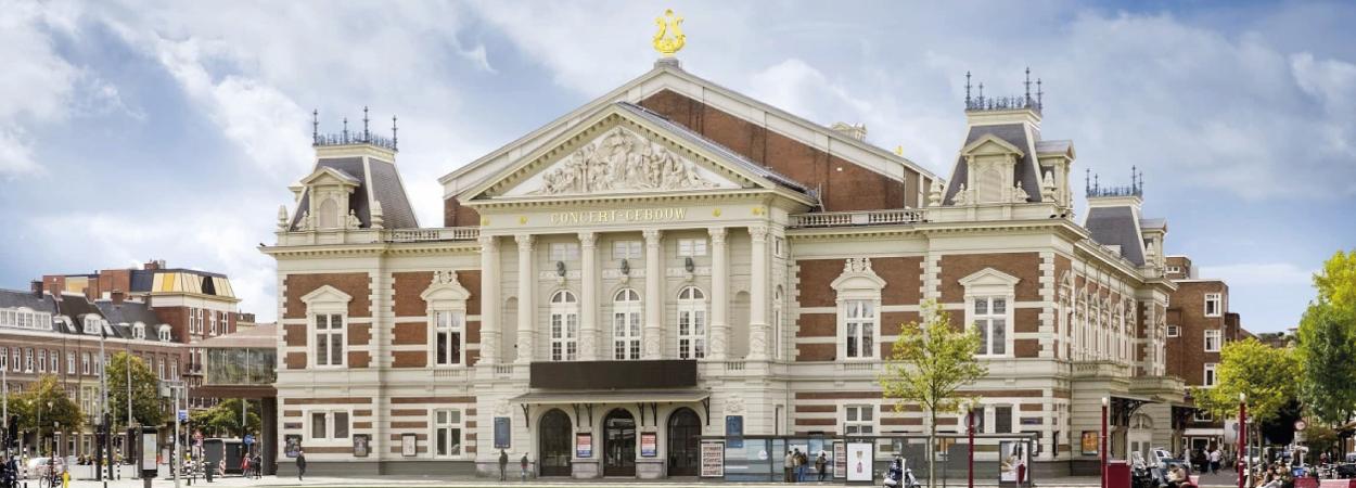 concertgebouw weer open