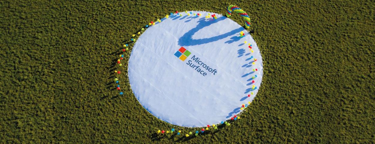 lancering Microsoft Surface Pro X