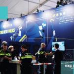 tnw 2018 stand politie airtex